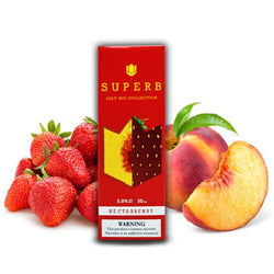 Superb Salt Nic Collection - Nectarberry eJuice