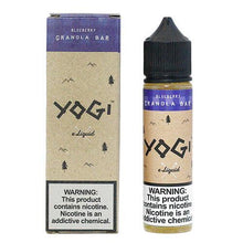 Yogi ELiquid - Blueberry Yogi