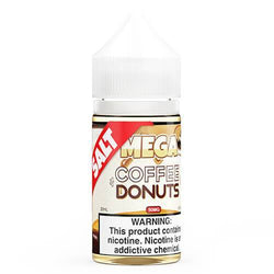 MEGA E-Liquids Salts - Coffee Donuts