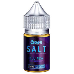 Okami Brand E-Juice - Blue RZA SALT