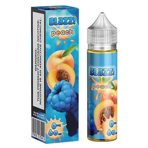 Blazz! eJuice - Blazz Peach