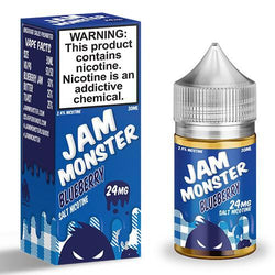 Jam Monster eJuice SALT - Blueberry