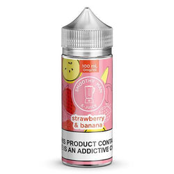 Smoothy Man E-Juice - Strawberry Banana