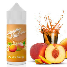 Smoothy Man E-Juice - Peach Mango