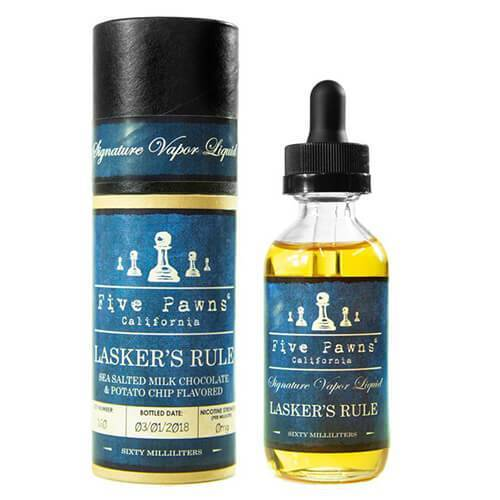 Blue Label by Five Pawns - Lasker's Rule