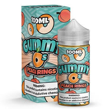 Gummy O's by Shijin Vapor - Peach Rings