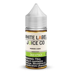 White Label Juice Co - Zack Attack