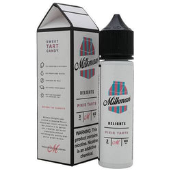 The MilkMan Delights eLiquids - Pixie Tarts