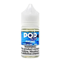 Pop Clouds E-Liquid The Salt - Blue Razz Candy Salt