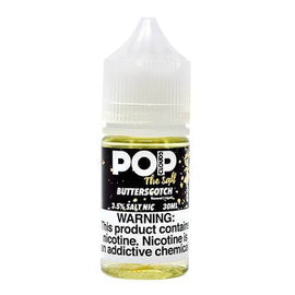 Pop Clouds E-Liquid The Salt - Butterscotch Candy Salt