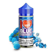 Mad Hatter Juice - I Love Candy Blue Raspberry