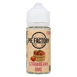 Pie Factory by Tailored Vapors - Strawberry