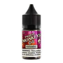 Twelve Monkeys Vapor - Harambae SALT