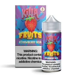 Killa Fruits - Strawberry Acai