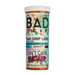 Bad Drip E-Juice - Don't Care Bear ICED OUT