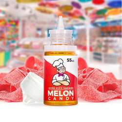 Hype City Vapors SALTS - Melon Candy