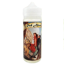 Budget eLiquid - Red Alert