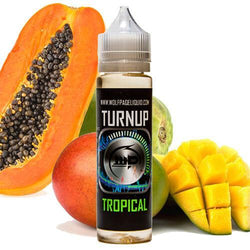 Wolfpaq TurnUp E-Liquid - Tropical