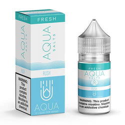 Aqua Fresh eJuice SALTS - Rush