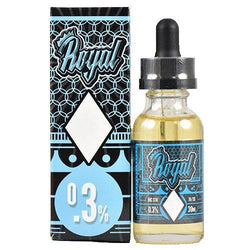 Drip Royal E-Liquid - Blueberry Pancakes