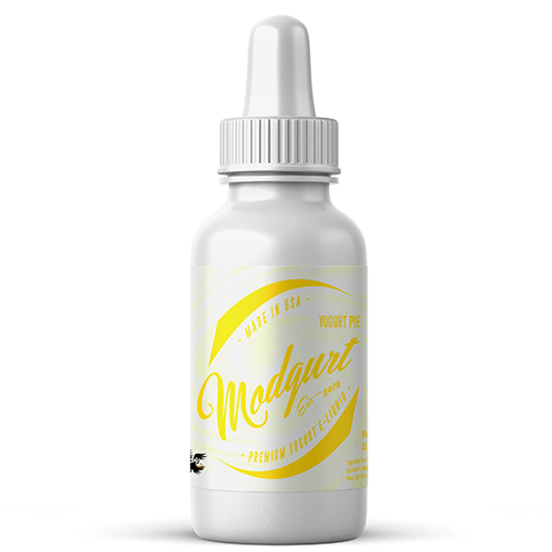 Modgurt Premium Yogurt E-Liquid - Yogurt Pie