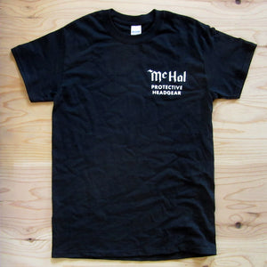 "T-Shirt ""SAFETY"" Black"