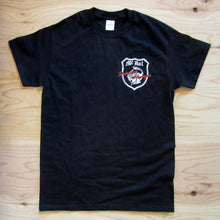 "T-Shirt ""RECORD"" Black"