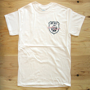 "T-Shirt ""RECORD"" White"