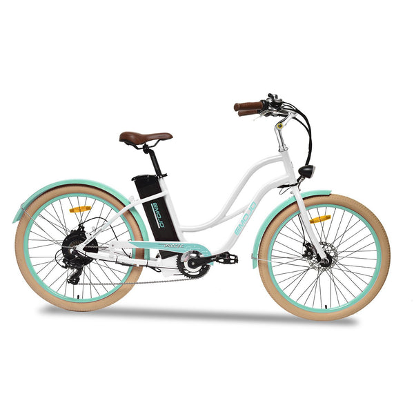 Electric Cruiser Bikes for Sale - Electric Bicycle USA