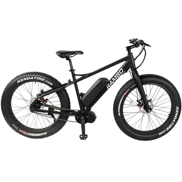 Hunting Bikes - Electric Bicycle USA