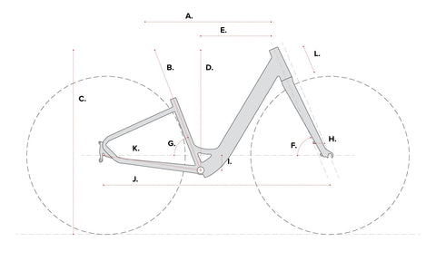 Size Chart Aventon PACE 500 Sep-through electric Bike - Electric Bicycle USA