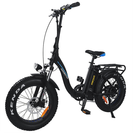 Addmotor MOTAN M140 P7 Stepthrough Folding Fat Electric Bike