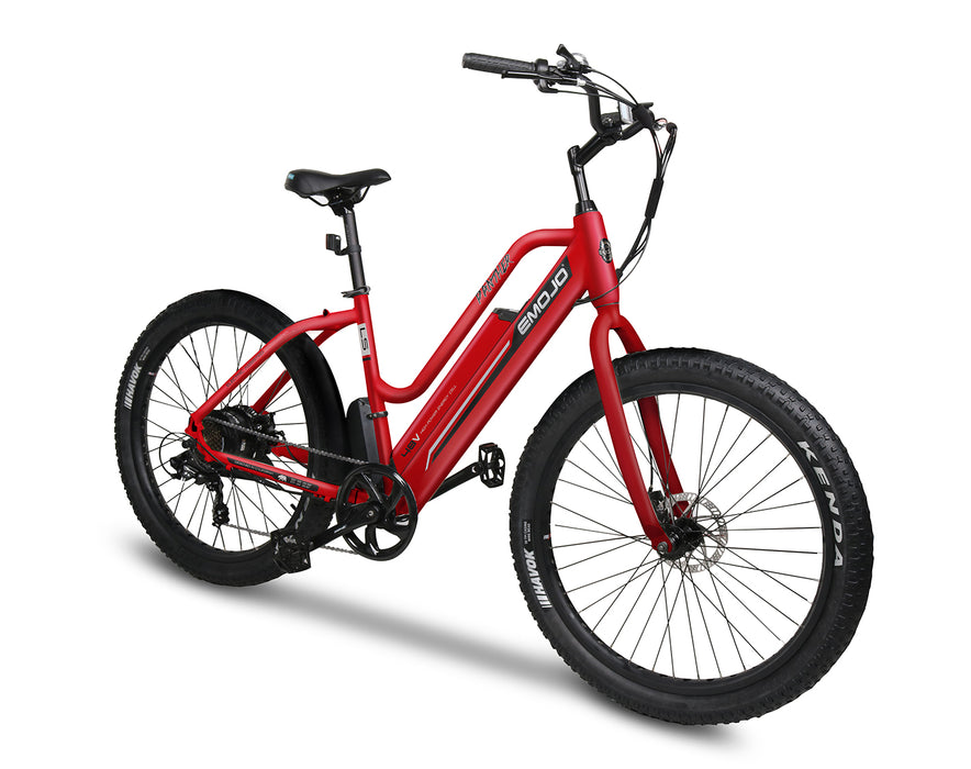 2019 EMOJO Panther Step-Through Electric Bike