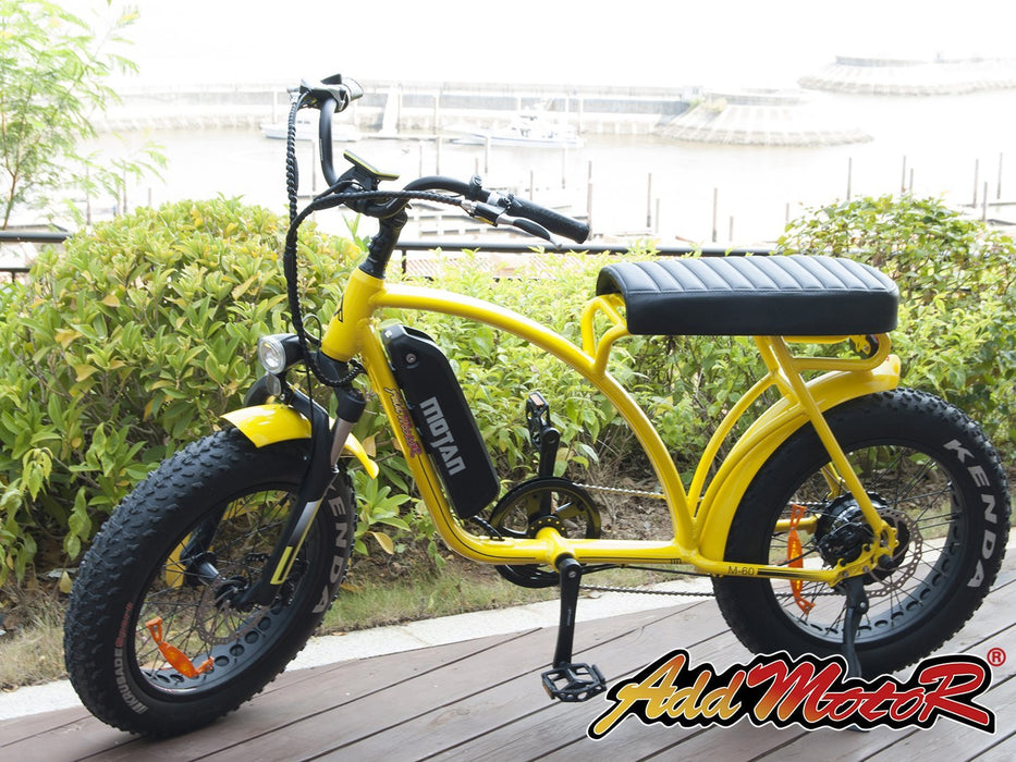 Addmotor Cruiser Addmotor MOTAN M-60 Electric Bicycle Electric Bicycle USA