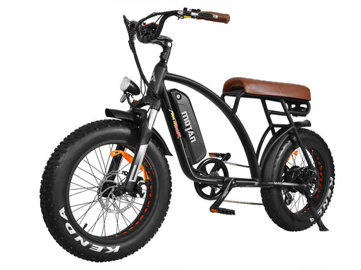 Addmotor Cruiser Black Addmotor MOTAN M-60 Electric Bicycle Electric Bicycle USA