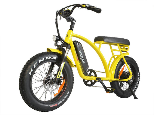 Addmotor Cruiser Yellow Addmotor MOTAN M-60 Electric Bicycle Electric Bicycle USA