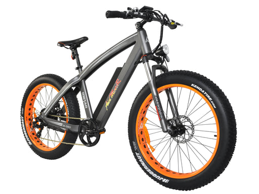 Addmotor Fat Bike Orange Addmotor MOTAN M560 Electric Fat Bike Electric Bicycle USA