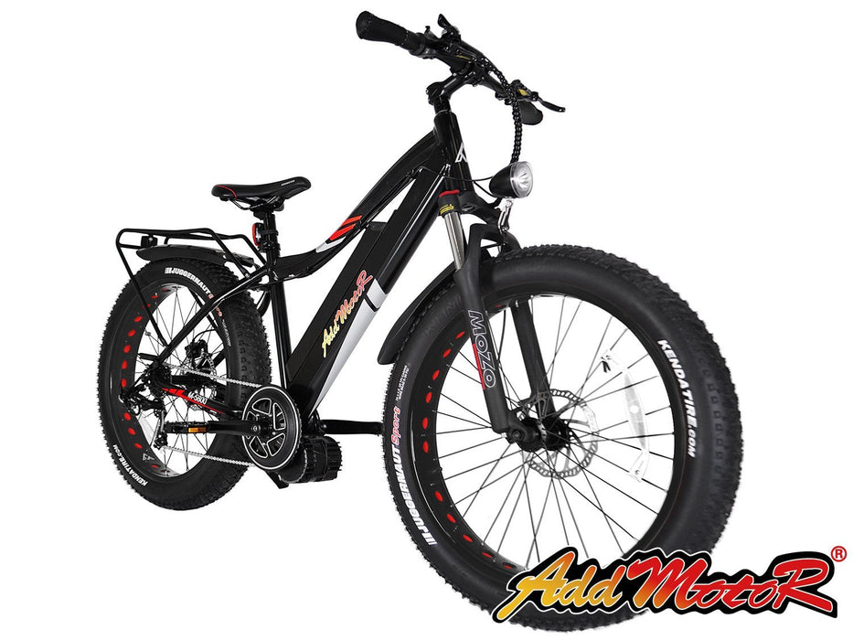 Addmotor Mountain Bike Addmotor MOTAN M5800 Fat Tire Ebike Electric Bicycle USA