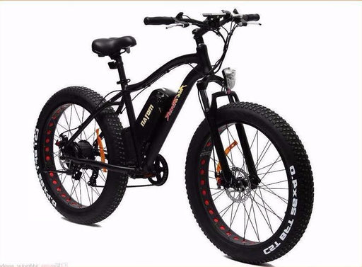 Addmotor Mountain Bike Black / M550-S (Standard) Addmotor Motan M550 Electric Fat Mountain Bike Electric Bicycle USA