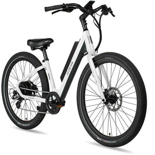 Aventon Mountain Bike Small / Chalk White Aventon Pace 500 Step-Through Electric Mountain Bike Electric Bicycle USA