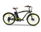 Emojo Cruiser Black Emojo Hurricane Electric Beach Cruiser Electric Bicycle USA