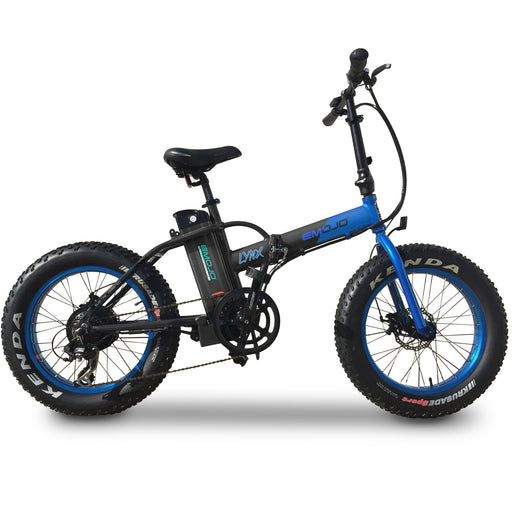 Emojo Folding Ebike Emojo Lynx 36-Volt Folding Ebike Electric Bicycle USA