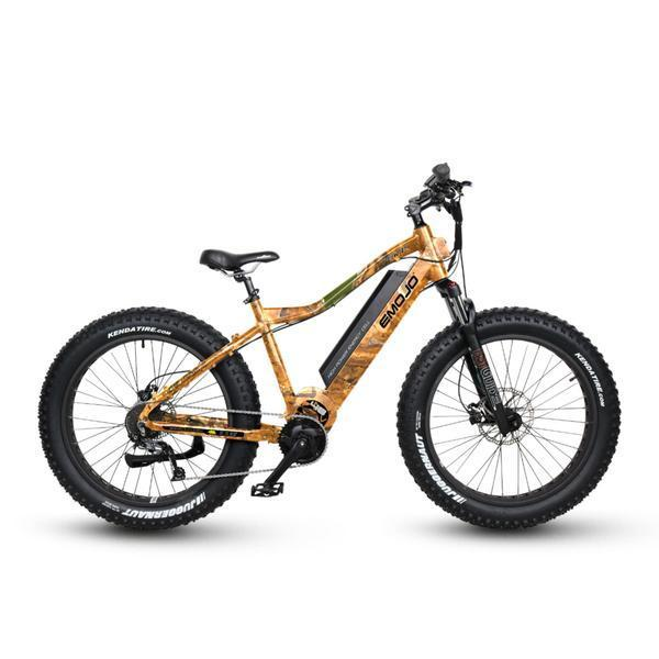Emojo Hunting Bike EMOJO Prowler Electric Hunting Bike Electric Bicycle USA
