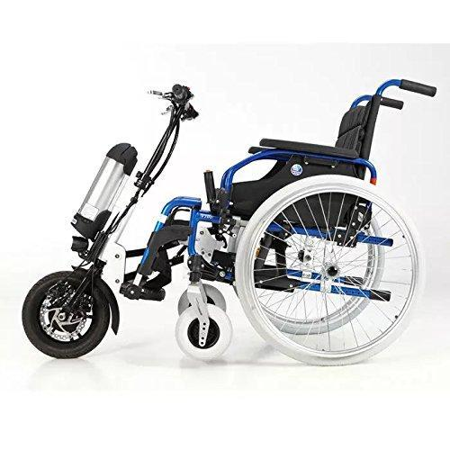 Greenbike USA Special Needs Greenbike Freedom Electric Kit for Wheelchair Electric Bicycle USA