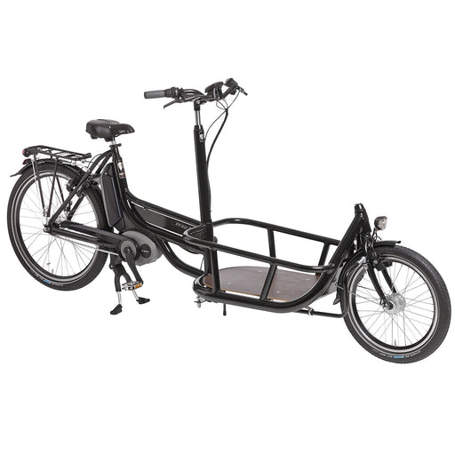 North American Cycle Cargo Bike PFIFF Carrier Bosch Cargo Electric Bicycle Electric Bicycle USA