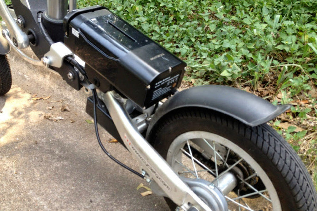 North American Cycle Folding Ebike e-Mazing Innovations b.o.b. Folding Electric Bicycle Electric Bicycle USA