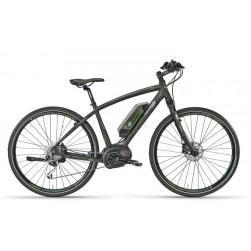 North American Cycle Mountain Bike Lombardo E-Amanatea Electric Hybrid Road Bike Electric Bicycle USA