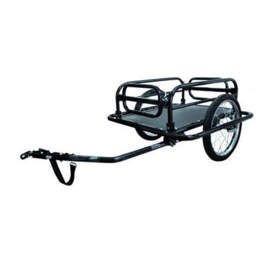 North American Cycle Trailer M-Wave Foldable Luggage Bike Trailer Electric Bicycle USA