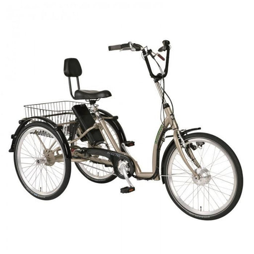 North American Cycle Tricycle PFIFF Comfort Ansmann Electric Tricycle Electric Bicycle USA