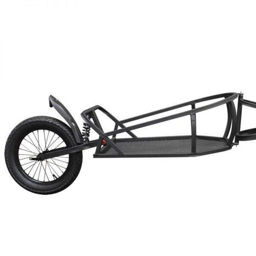 Rambo Trailer Rambo Single Wheeled Bike Cart Electric Bicycle USA
